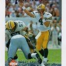 1994 Excalibur Football #23 Brett Favre - Green Bay Packers