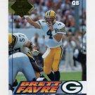 1994 Collector's Edge Gold #071 Brett Favre - Green Bay Packers