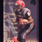 1994 Classic Four Sport Football #080 Darnay Scott - Cincinnati Bengals