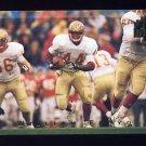 1994 Classic Four Sport Football #078 William Floyd - San Francisco 49ers
