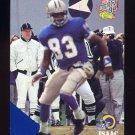 1994 Classic Football #093 Isaac Bruce - Los Angeles Rams