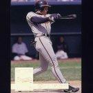 1994 Donruss Special Edition #25 David Justice - Atlanta Braves