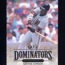 1994 Donruss Dominators #B7 Barry Bonds - San Francisco Giants