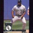 1994 Donruss Baseball #173 Bo Jackson - Chicago White Sox