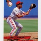 1993 Ultra Baseball #030 Barry Larkin - Cincinnati Reds