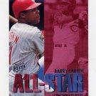 1995 Ultra All-Stars #10 Barry Larkin - Cincinnati Reds