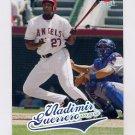 2004 Ultra Baseball #221 Vladimir Guerrero - Anaheim Angels