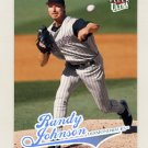 2004 Ultra Baseball #137 Randy Johnson - Arizona Diamondbacks