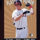 1995 SP Platinum Power #PP17 Tim Salmon - California Angels
