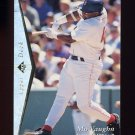 1995 SP Silver #125 Mo Vaughn - Boston Red Sox