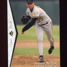 1995 SP Silver #094 Denny Neagle - Pittsburgh Pirates