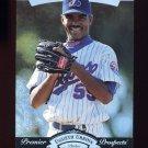 1995 SP Silver #009 Ugueth Urbina RC - Montreal Expos