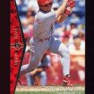 1995 SP Baseball #198 Ivan Rodriguez - Texas Rangers