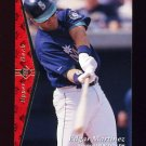 1995 SP Baseball #193 Edgar Martinez - Seattle Mariners