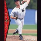 1995 SP Baseball #177 Jimmy Key - New York Yankees