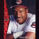 1995 SP Baseball #149 Dave Winfield - Cleveland Indians