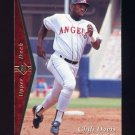 1995 SP Baseball #133 Chili Davis - California Angels