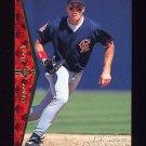 1995 SP Baseball #131 J.T. Snow - California Angels
