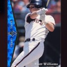 1995 SP Baseball #113 Matt Williams - San Francisco Giants