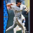 1995 SP Baseball #095 Jay Bell - Pittsburgh Pirates