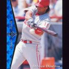 1995 SP Baseball #090 Darren Daulton - Philadelphia Phillies