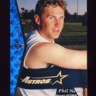 1995 SP Baseball #062 Phil Nevin - Houston Astros