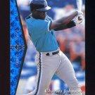 1995 SP Baseball #058 Charles Johnson - Florida Marlins