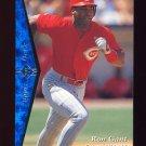 1995 SP Baseball #042 Ron Gant - Cincinnati Reds