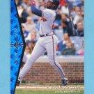 1995 SP Baseball #030 Fred McGriff - Atlanta Braves
