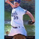 1995 SP Baseball #017 Jim Pittsley FOIL - Kansas City Royals
