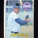 1969 Topps Baseball #523 Bob Chance - California Angels