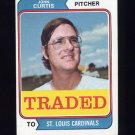 1974 Topps Traded #373T John Curtis - St. Louis Cardinals