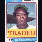1974 Topps Traded #043T Jim Wynn - Los Angeles Dodgers