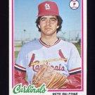 1978 Topps Baseball #669 Pete Falcone - St. Louis Cardinals