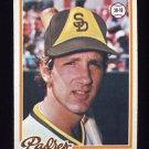 1978 Topps Baseball #611 Pat Scanlon RC - San Diego Padres