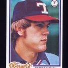 1978 Topps Baseball #583 George Medich - Texas Rangers