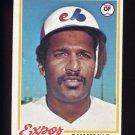 1978 Topps Baseball #576 Sam Mejias - Montreal Expos