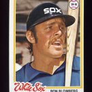 1978 Topps Baseball #506 Ron Blomberg - Chicago White Sox