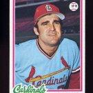 1978 Topps Baseball #504 Roger Freed - St. Louis Cardinals