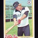 1978 Topps Baseball #463 Kevin Bell - Chicago White Sox