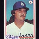 1978 Topps Baseball #417 Mike Garman - Los Angeles Dodgers