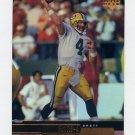 1999 Upper Deck Encore Football #065 Brett Favre - Green Bay Packers
