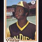 1978 Topps Baseball #364 Jerry Turner - San Diego Padres