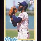 1978 Topps Baseball #304 John Milner - New York Mets