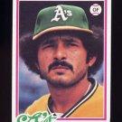 1978 Topps Baseball #298 Tony Armas - Oakland A's NM-M