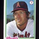 1978 Topps Baseball #291 Gary Ross - California Angels