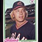 1978 Topps Baseball #280 Buddy Bell - Cleveland Indians