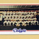 1978 Topps Baseball #259 Los Angeles Dodgers Team Checklist