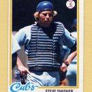 1978 Topps Baseball #252 Steve Swisher - Chicago Cubs