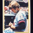 1978 Topps Baseball #249 Dave Goltz - Minnesota Twins